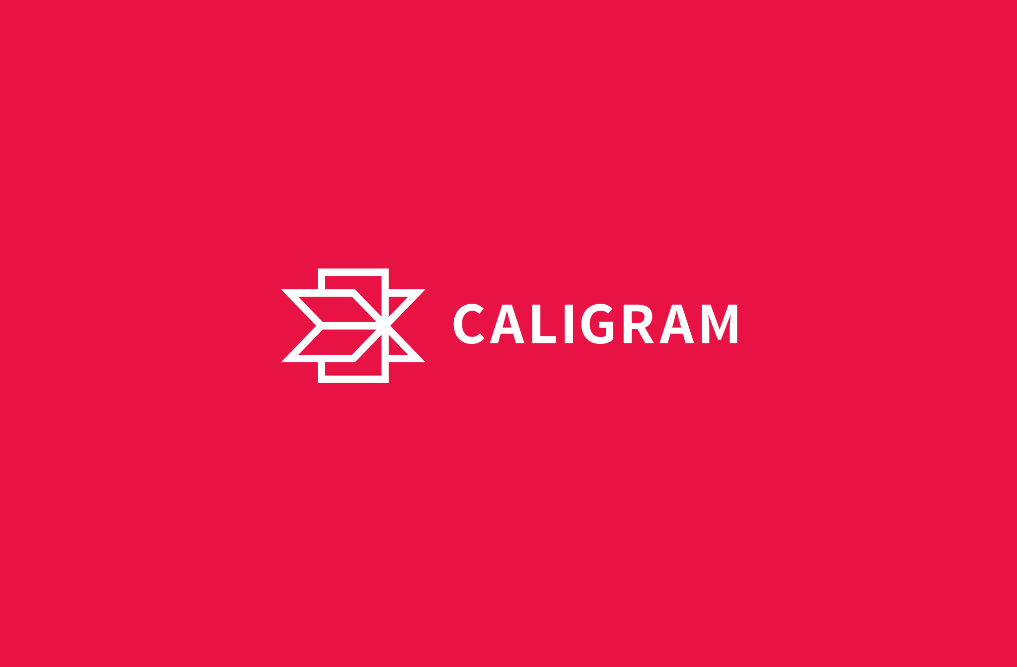 Logo de Caligram